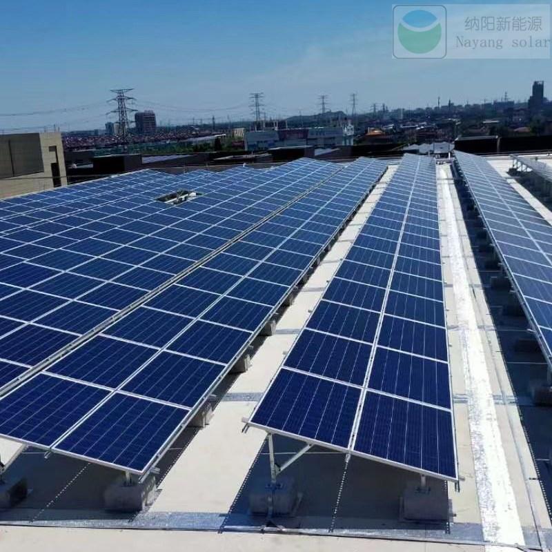 Vietnam 600KW Steel Mount Structure Project