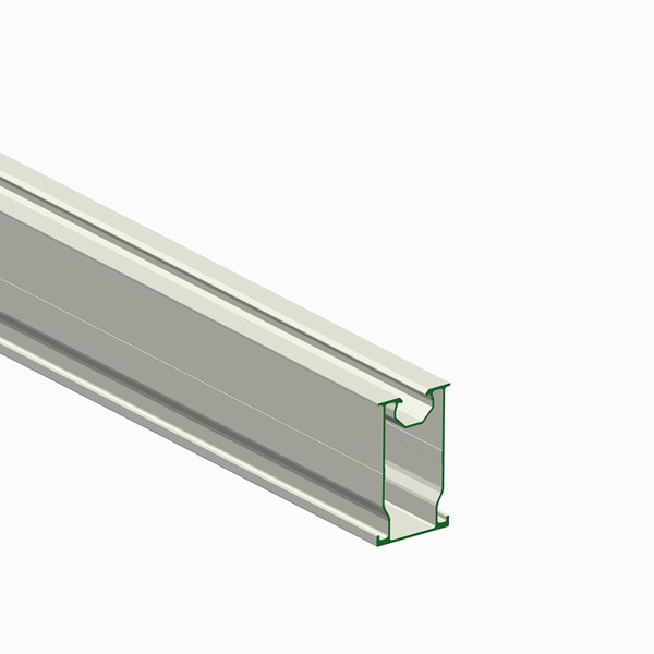 High and low load aluminum alloy rail(customizable )