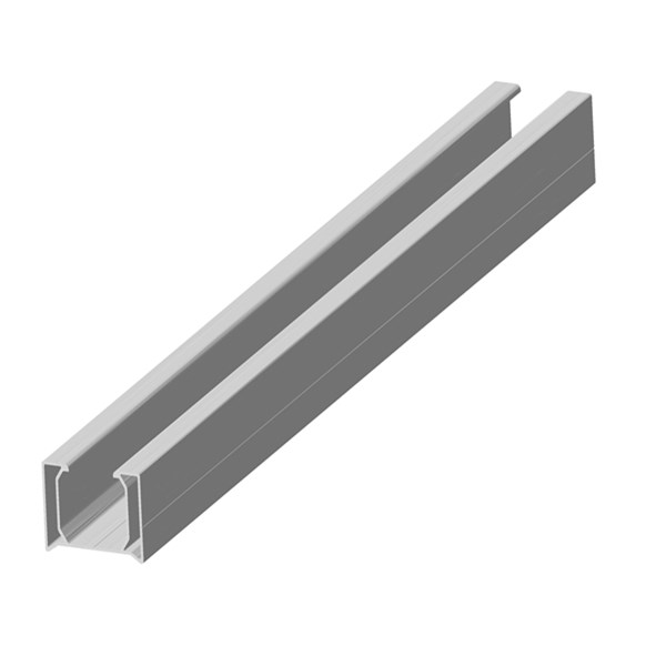 High and low load aluminum alloy rail(customizable ) 3